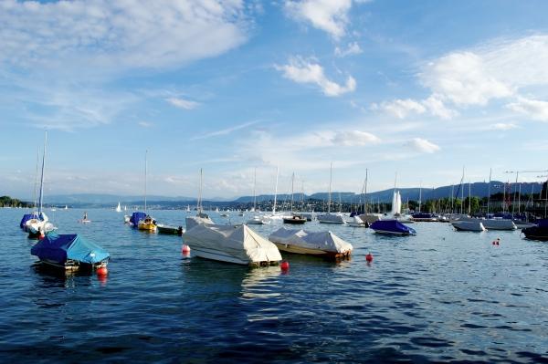 Zurich meer ©Groene Prinses