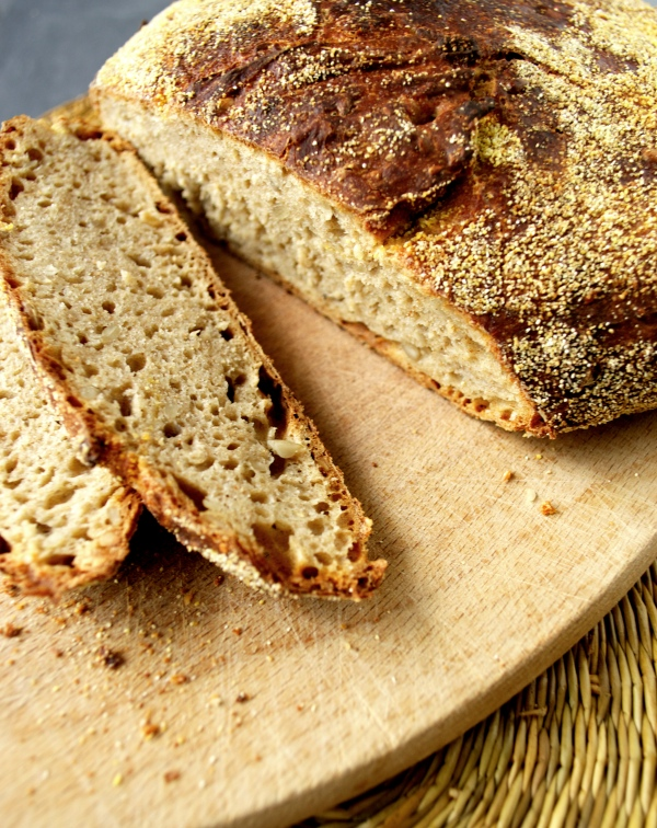 no knead zuurdesembrood 2 ©Groene Prinses