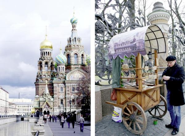 Opstandingskathedraal St-Petersburg ©Groene Prinses