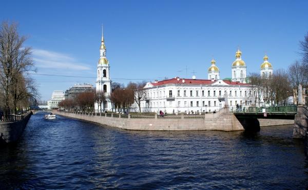 Sint-Petersburg ©Groene Prinses