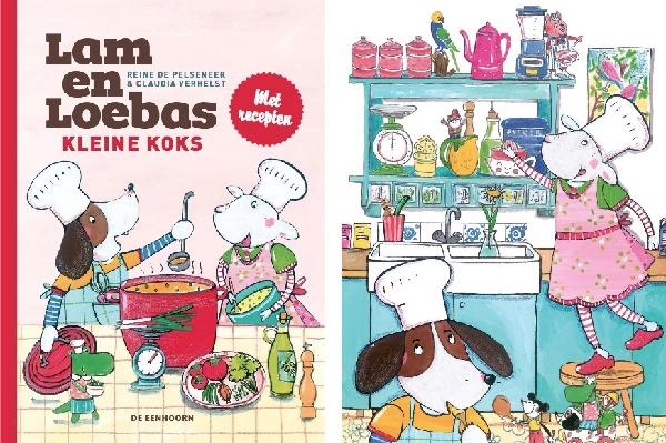 Lam en Loebas, kleine koks