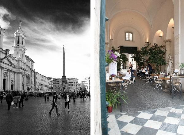Piazza Navona Vivi Bistro