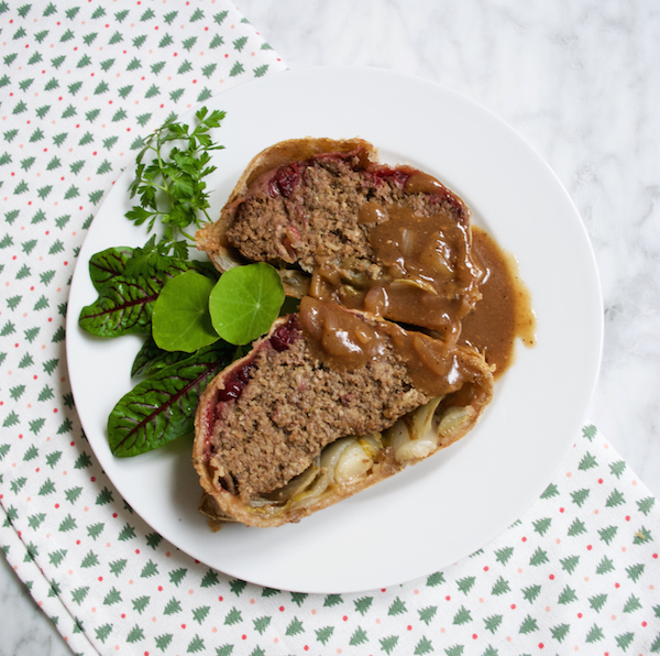 vegan wellington 1 Groene Prinses